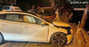 accident masina casa strada florilor