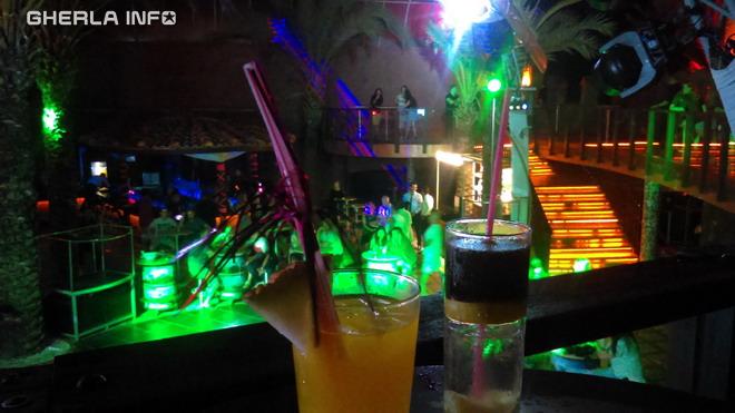 disco tropicana long beach resort alanya
