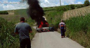 incendiu sacalaia masina bont