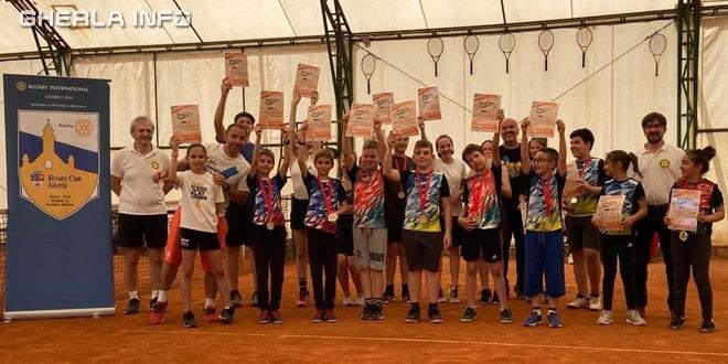 tenis camp cupa rotary gherla