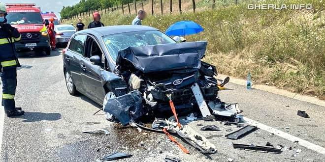 accident apahida