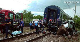 accident tren gherla