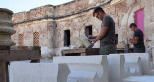 castel bontida restaurare tabara
