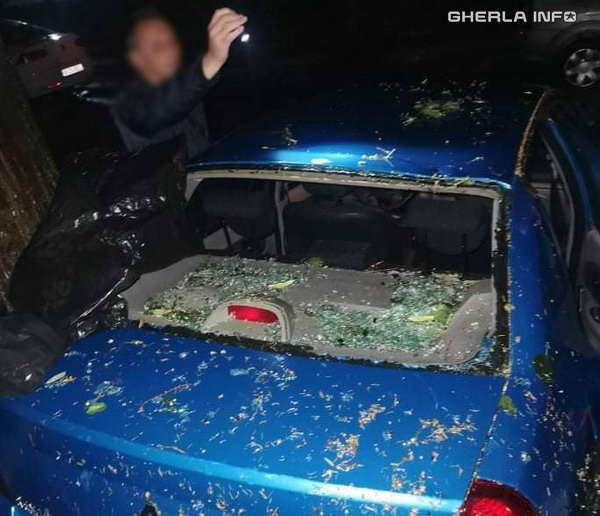 furtuna cluj masina spart