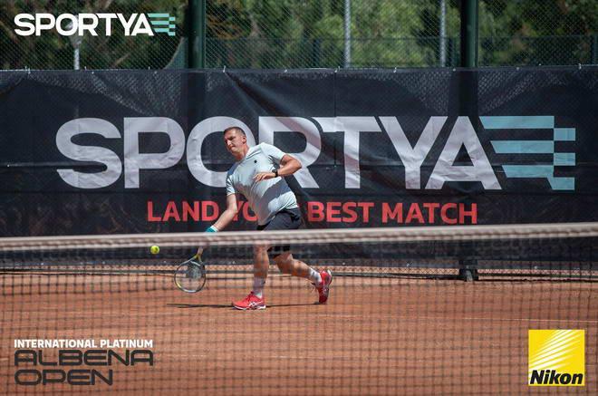 paul mahalean tenis