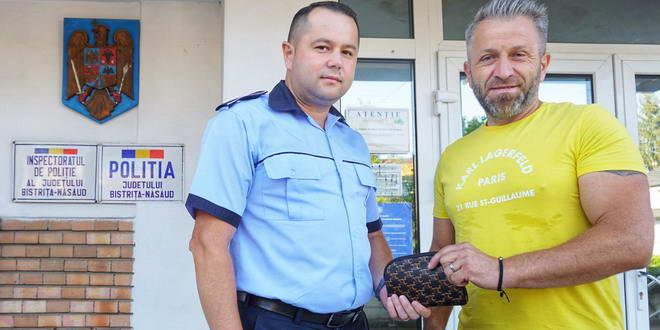 politie bistrita nasaud