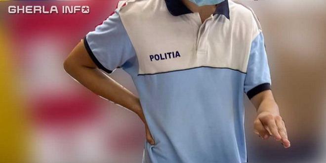 politie tricou gherla