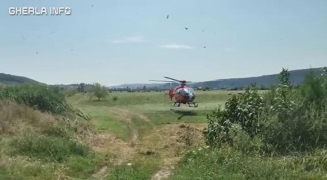 elicopter smurd urisor