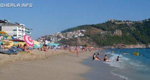 turcia mare plaja