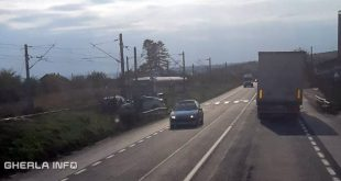 accident livada tren masina