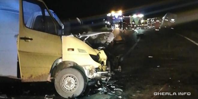 accident valenii mures
