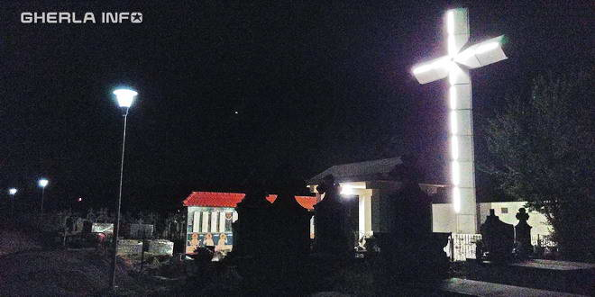 cimitir cruce gherla