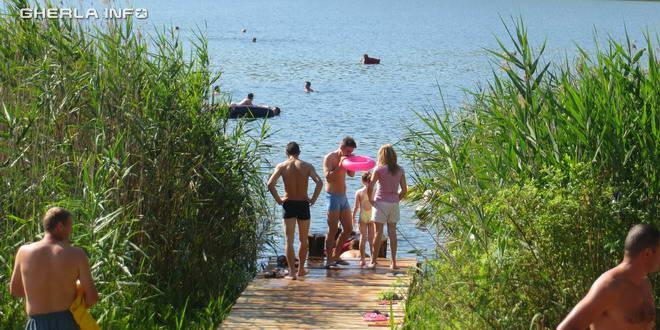 lac sacalaia baie