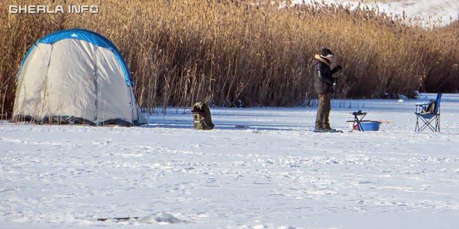 lac sacalaia iarna copca