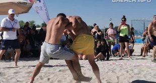 lupte costinesti plaja