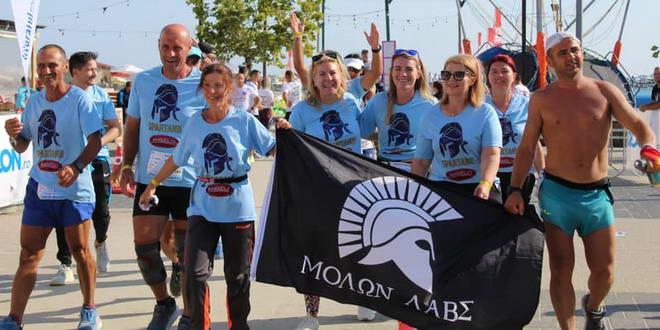 maraton mamaia spartanii