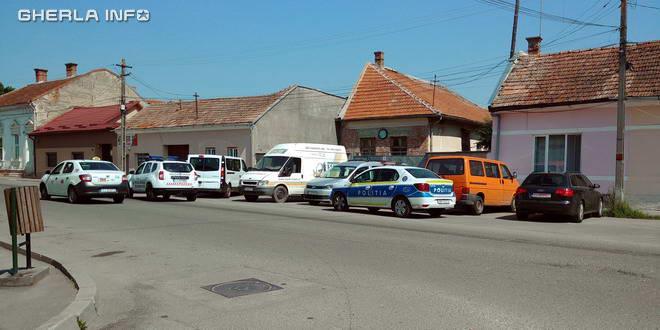 politie gherla rebreanu